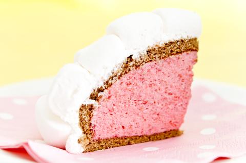 Tarta-iglú-corte