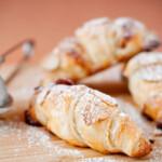 Cómo hacer croissants caseros rellenos