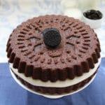 Tarta Galleta Oreo, Oreo cake