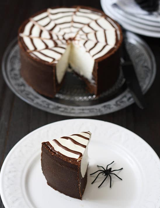 Tarta fácil para Halloween