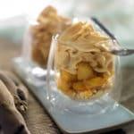 Receta para sifón de espumas: Mousse de caramelo