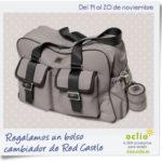 Regalamos un bolso cambiador para bebés ¿te apuntas?…