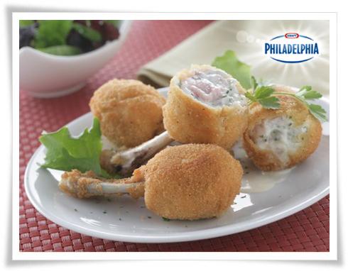 Cocinar Alitas De Pollo | Alitas De Pollo Rellenas De Philadelphia Pequerecetas