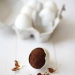 Brownies: cómo hacer brownies en cáscaras de huevo