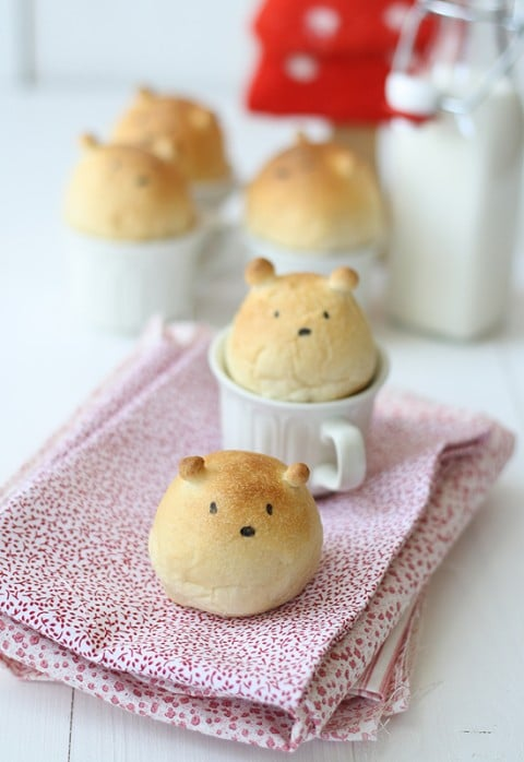 Osos de pan