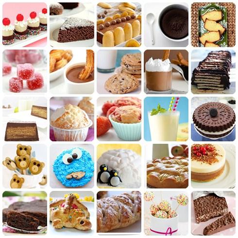 Recetas de cocina dulces