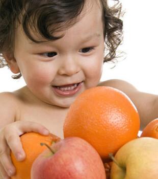 Superalimentos alimentacion infantil