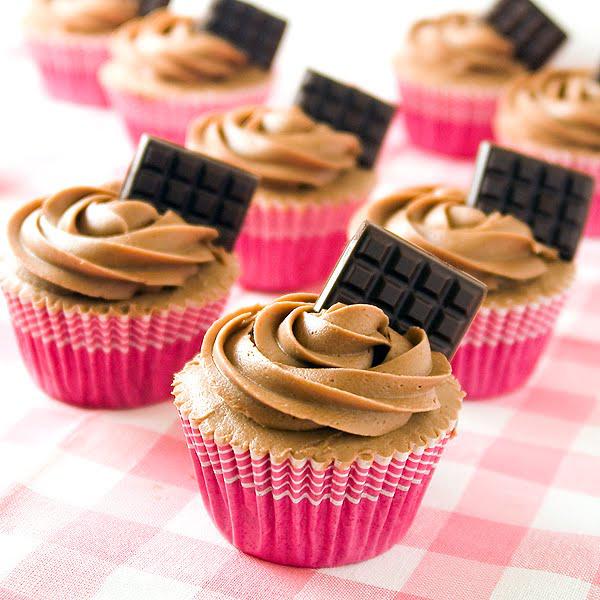 Cupcakes chocolate