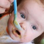 Cómo introducir el huevo en los bebés