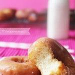 Donuts. Cómo hacer donuts caseros