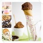 4 recetas de helados caseros ¿cuál te gusta más?