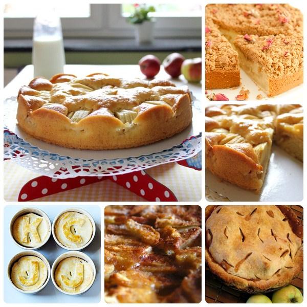 Tarta de manzana 5 recetas faciles