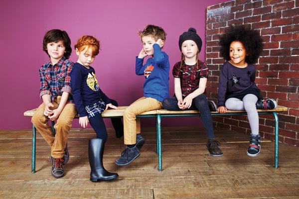 Dpam moda infantil