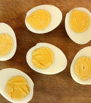 Huevos cocidos. Cómo cocer huevos