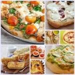 8 recetas de pizzas caseras