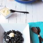 Arroz negro, receta FÁCIL con sepia y alioli