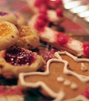 alimentacion en navidad