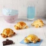 Bollitos tortuga, ¡haz pan casero para los niños!