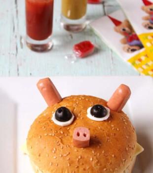 hamburguesa atún isabel