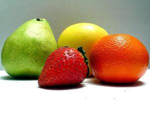 fruta vegetales limpieza