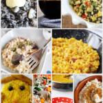 9 recetas de arroz para toda la familia