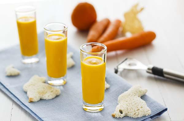 Crema de zanahoria y naranja (1)