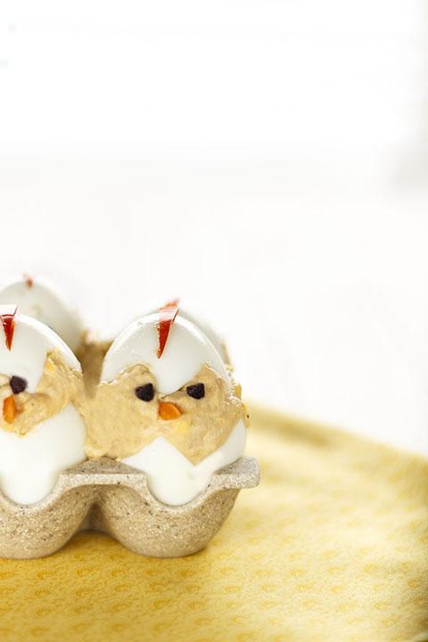 Huevos rellenos de Pascua 01