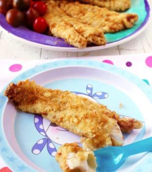 pescado rebozado
