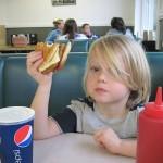 Fast food en la infancia y el embarazo