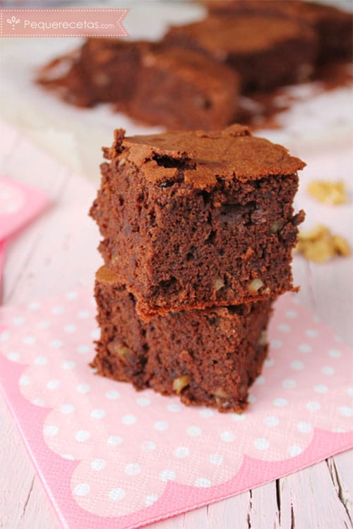 Image Result For Receta Brownie