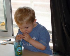 aperitivos saludables para niños