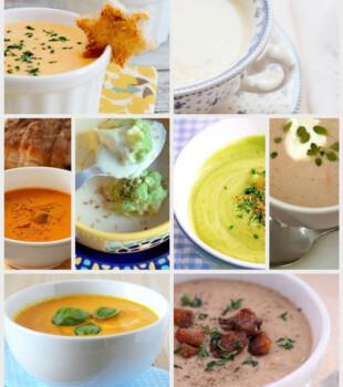 Cremas de verduras recetas