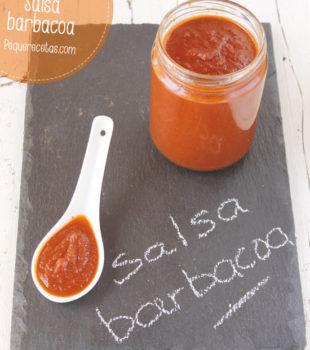 salsa barbacoa receta