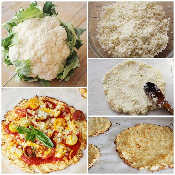 Pizza-de-coliflor-paso-a-paso