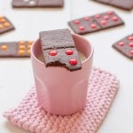 galletas domino, una deliciosa merienda divertida