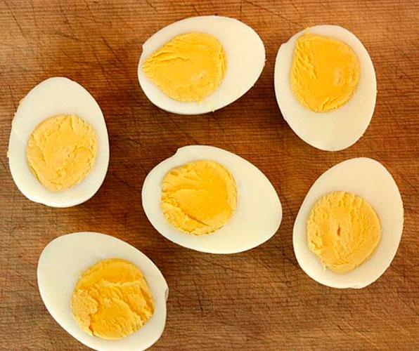 cocer huevos