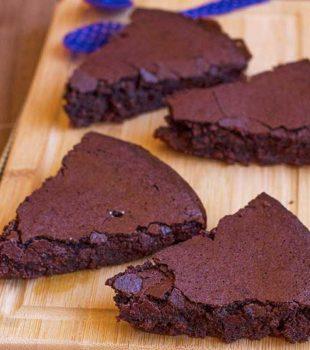 pastel de chocolate receta facil