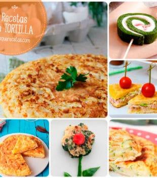 recetas de tortilla