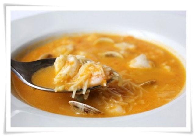 6 recetas de sopa
