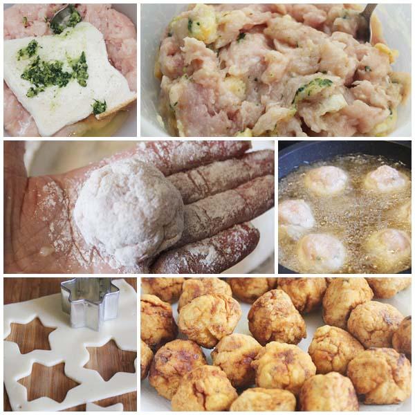 Receta de Navidad con pollo