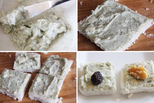 Canapes-de-queso-azul