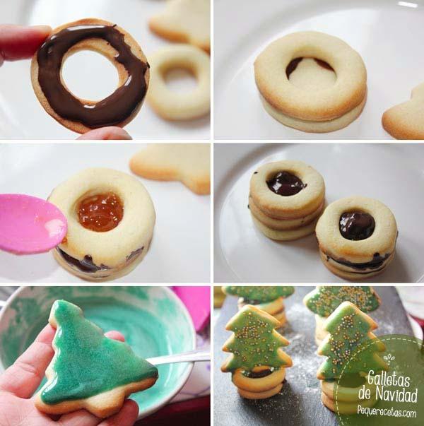 galletas navidad receta