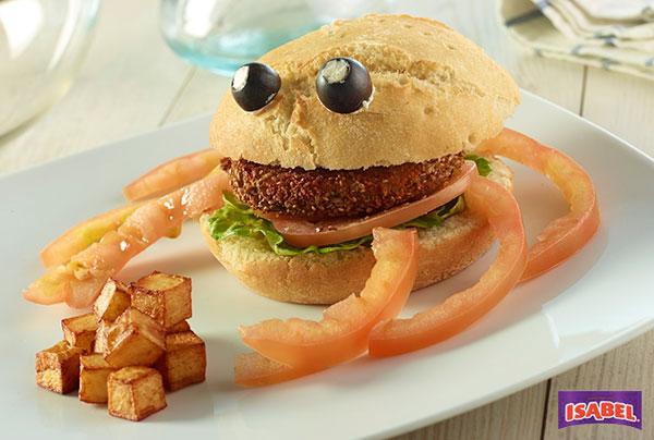 Resultado de imagen para Burguers Cangreburguer con mayonesa
