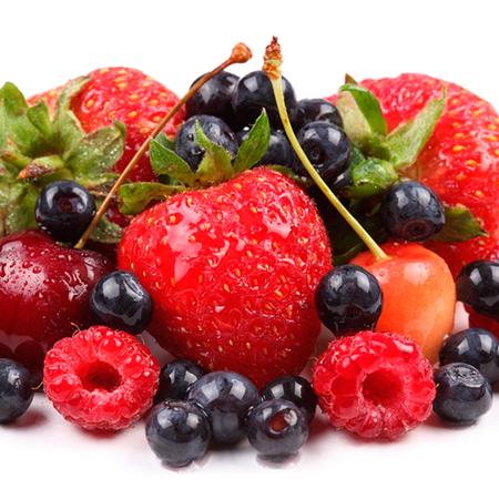 Conservar los frutos rojos