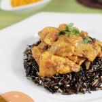 Pollo al curry, una receta gourmet