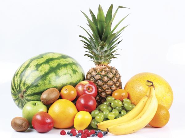 congelar la fruta
