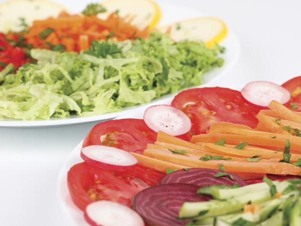 congelar las verduras