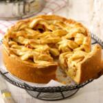 Tarta de manzana, un clásico de las tartas