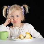 ¿Es mi hijo un comedor selectivo?