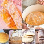 PAN CASERO (15 recetas de pan fáciles para hacer en casa)
